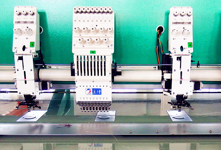LJ-Coiling Taping Embroidery Series