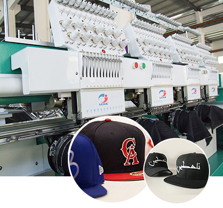 LJ-Cap/T-shirt/ Tubular Series